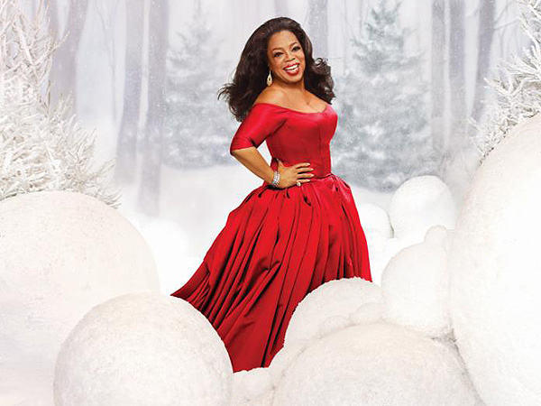 Oprah Favorite Things Holiday Issue