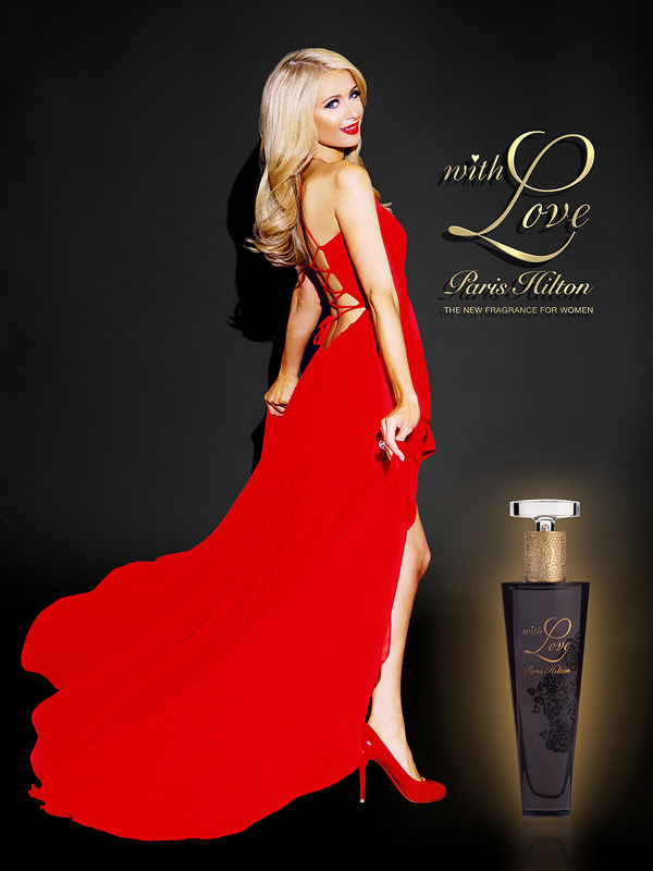 Paris Hilton New Fragrance