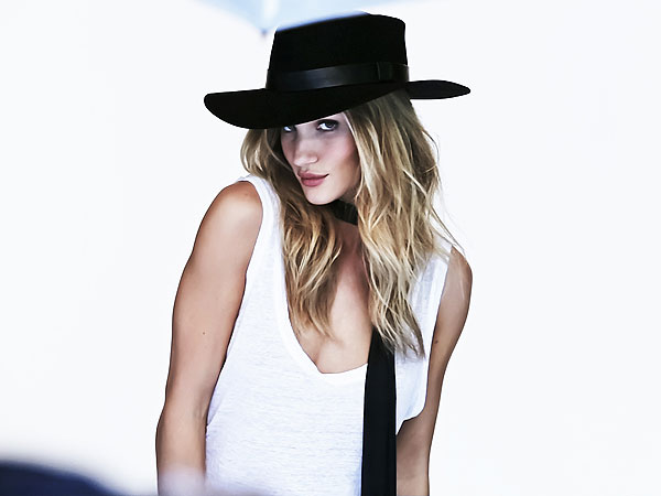 Rosie Huntingon-Whiteley for Paige