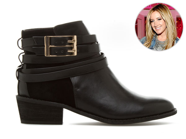 Ashley Tisdale x ShoeDazzle