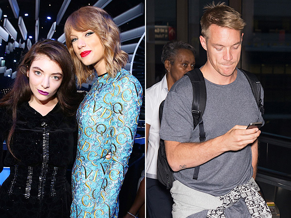 Diplo disses Taylor Swift's butt