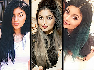 Kylie Jenner Goes Blue (Again!) – Plus, See Hailee Steinfeld's Chic New Cut