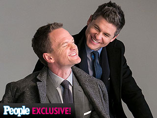 Go Behind the Scenes of Neil Patrick Harris & David Burtka's First-Ever Campaign