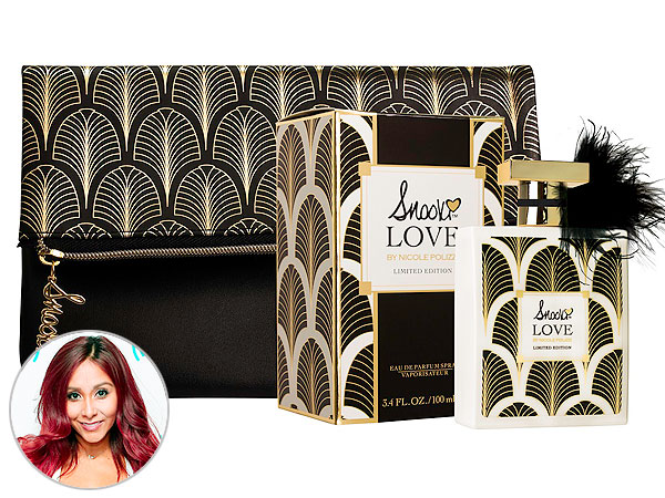 Snooki Wedding Fragrance