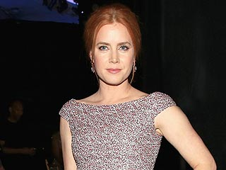 Amy Adams Reveals Her Favorite Junk Food, Shopping Site and More Fun Facts