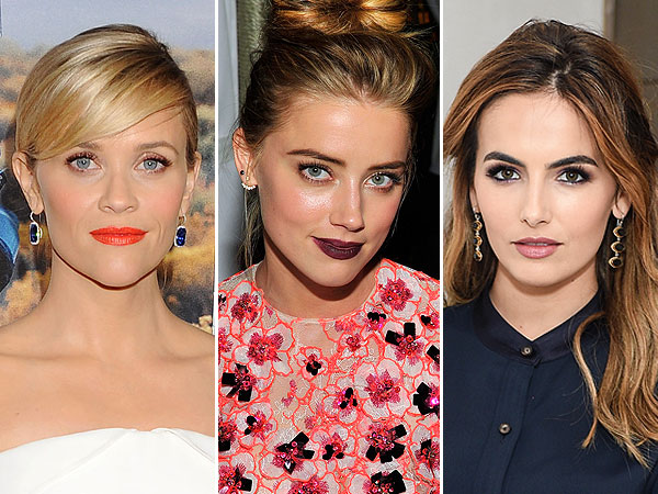 Reese Witherspoon, Amber Heard and Camilla Belle beauty