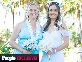 Danica McKellar's Wedding Dress: See the Gorgeous Photos!