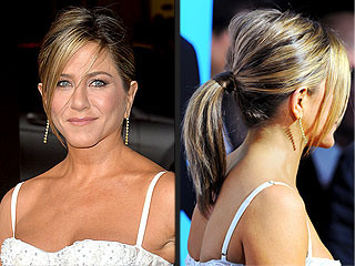 Ever Wonder Why Jennifer Aniston's Hair Is Always In Her Face? (We Were Surprised!)