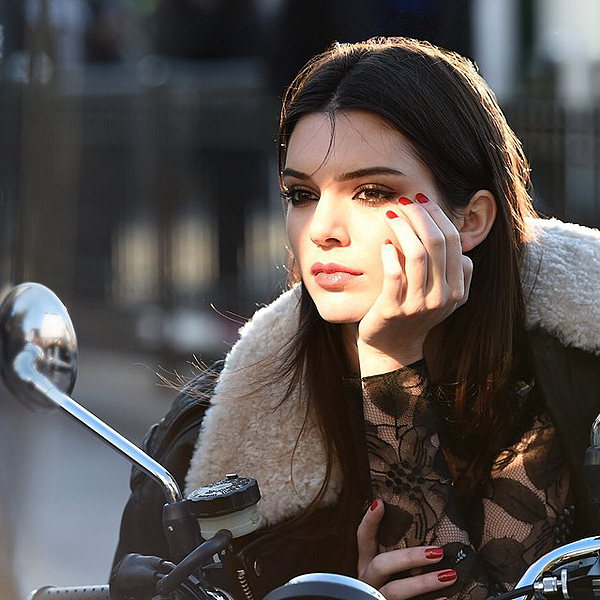 Kendall Jenner Estee Lauder campaign