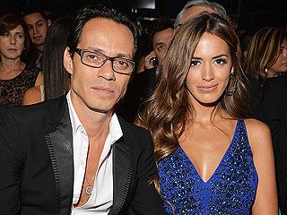 See Marc Anthony & Shannon de Lima's Wedding Bands for the First Time