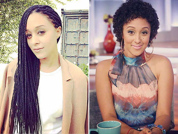 Tia and Tamera Mowry Hair