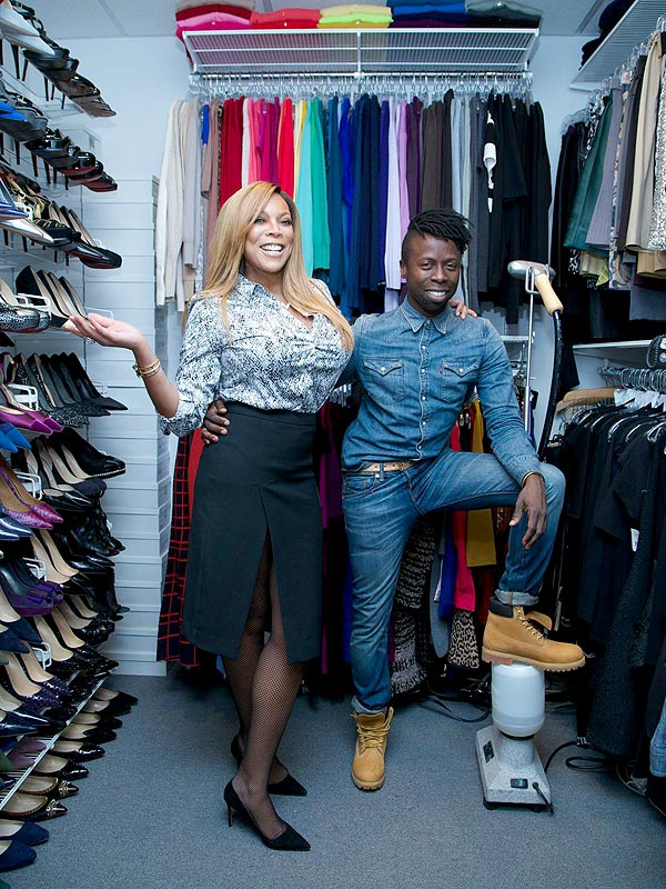 Wendy Williams Closet