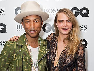 Pharrell Williams and Cara Delevingne Duet in New Chanel Ad: Watch the Teaser!