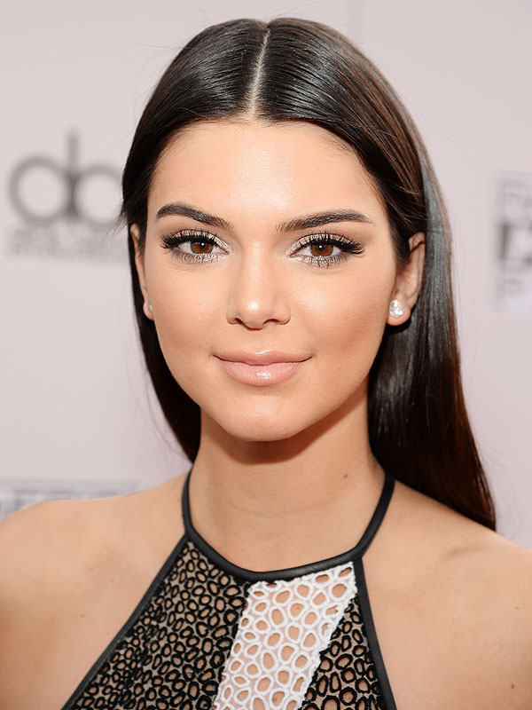 Kendall Jenner Eye makeup
