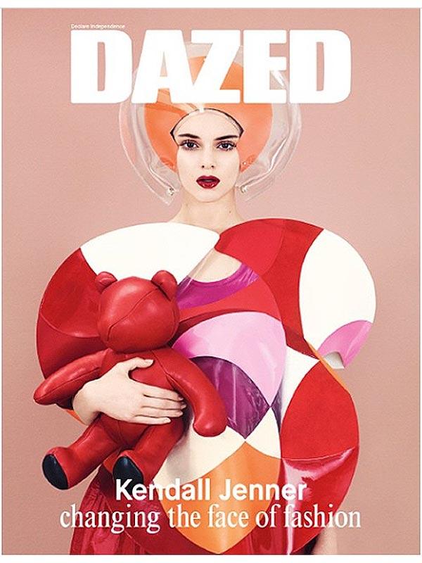 Kendall Jenner Dazed Magazine