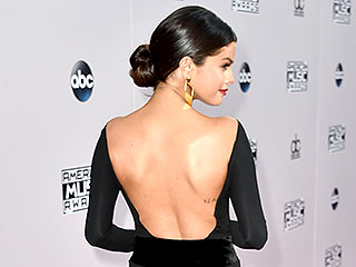 AMA 2014 Style: It Was All About the Sexy Rear View on Selena, Kendall, Julianne and More! | Heidi Klum, Julianne Hough, Kate Beckinsale, Kendall Jenner, Selena Gomez
