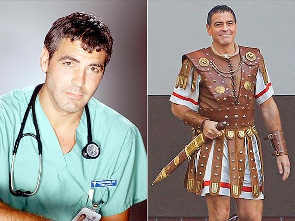George Clooney Caesar