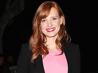 Jessica Chastain: I Permed My Hair to Look Like Annie – on Purpose