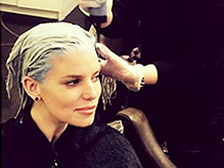 Jessica Simpson Goes Really Blonde (Plus, Get Tips from Her Colorist)