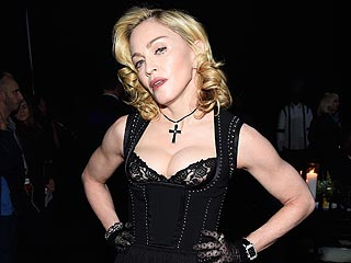Madonna and Her Amazing Abs Star in New Versace Campaign (PHOTOS)