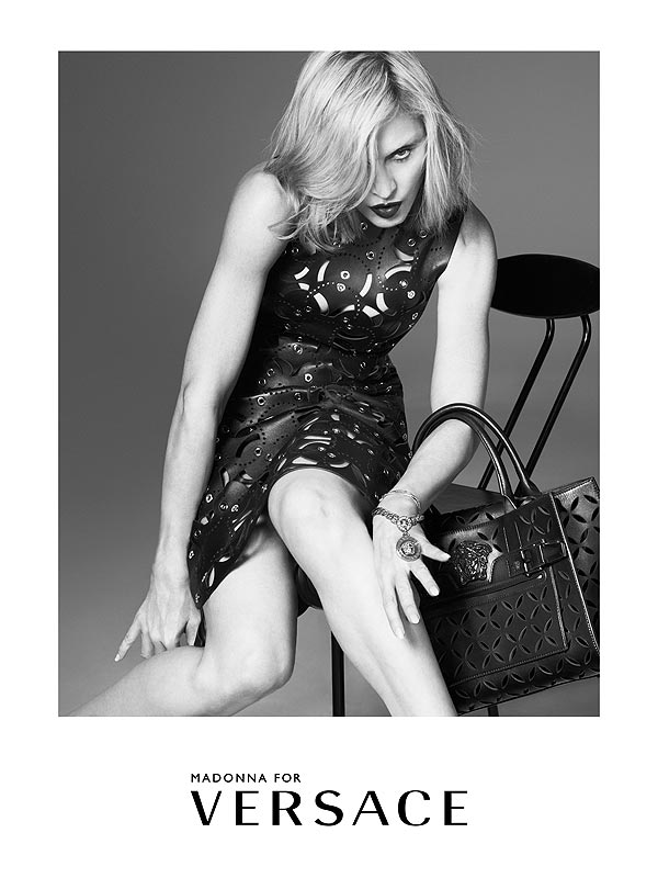 Madonna Versace