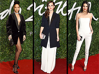 Rihanna's Pantslessness! Kendall's Sexy Jumpsuit! Don't Miss These BFA Highlights
