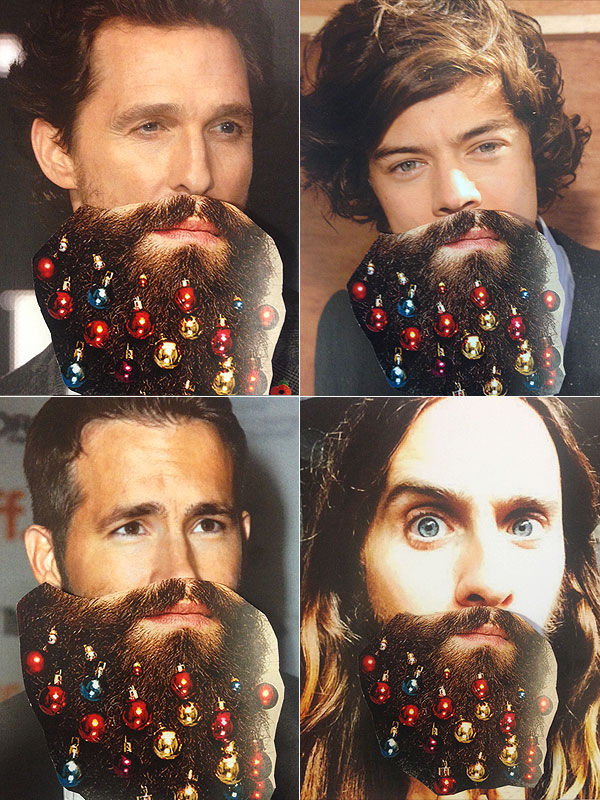 Bearded Baubles