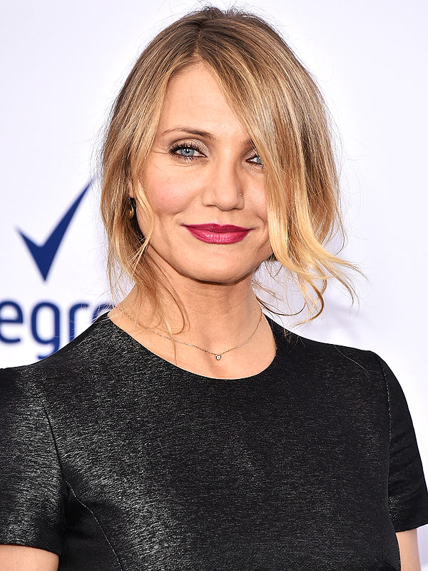 Cameron Diaz at Annie Premiere