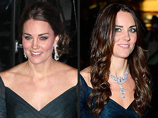 Kate Wears Her Favorite Gown for a Third Time at N.Y.C. Gala – See the PHOTOS! | Kate Middleton