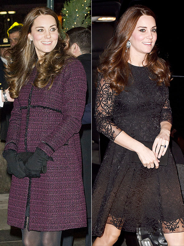 Kate Kicks Off New York City Trip on a Fashion High Note ...