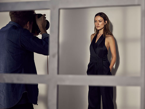 Olivia Wilde is the new face of H&M's Conscious Exclusive