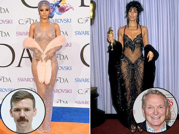 Rihanna, Cher