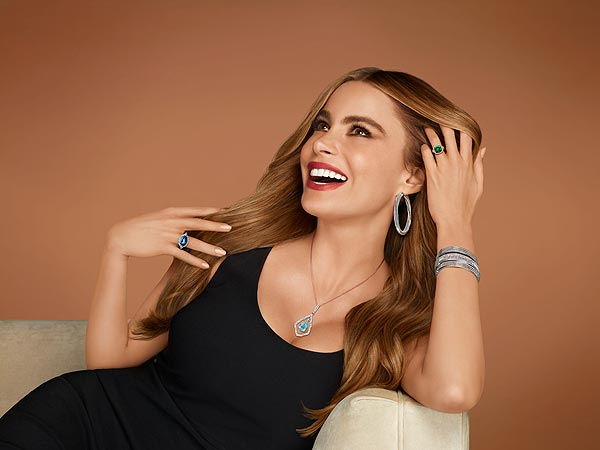 Sofia Vergara on her jewelry collection with Kay Jewelers