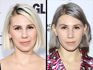 Zosia Mamet Has Gray Hair! See Her Bold New Hue (PHOTO)