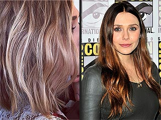 Elizabeth Olsen Chops Off Her Hair; the Year of the Bob Continues