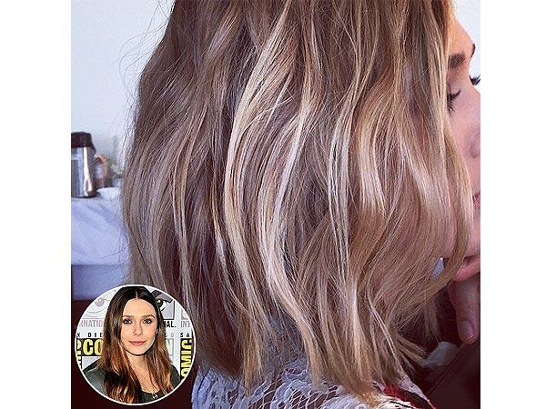 Elizabeth Olsen Style Elizabeth Olsen Hair