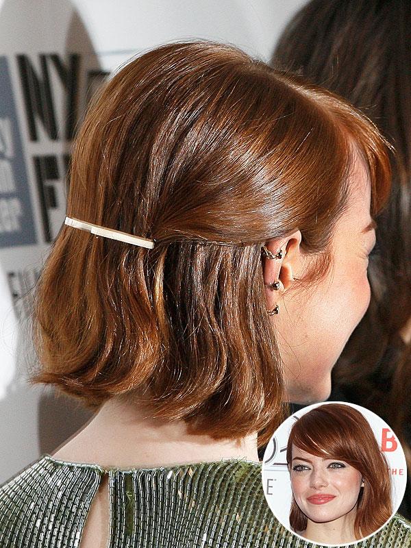 Emma Stone's Hair Accessory