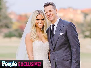 See Lauren Scruggs's Gorgeous Wedding Ring and Reception Dress! (PHOTOS)