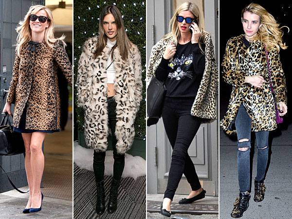 You Heard Me - Leopard Coats Are Happening - Reese