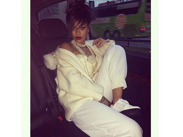 Rihanna Pump