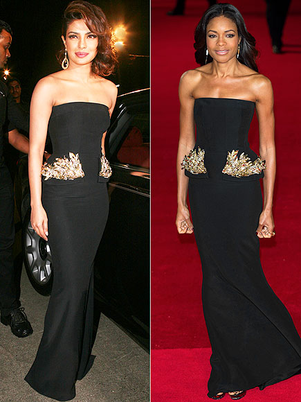 PRIYANKA VS. NAOMI  photo | Naomie Harris