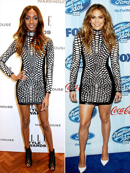 JOURDAN VS. JENNIFER  photo | Jennifer Lopez