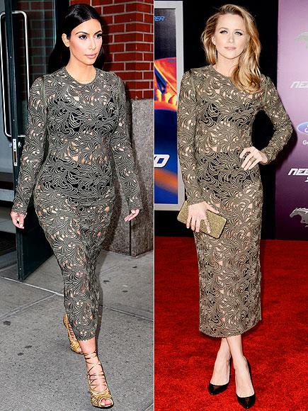 KIM VS. SHANTEL  photo | Kim Kardashian, Shantel VanSanten, Shantel Yvonne Van Santen