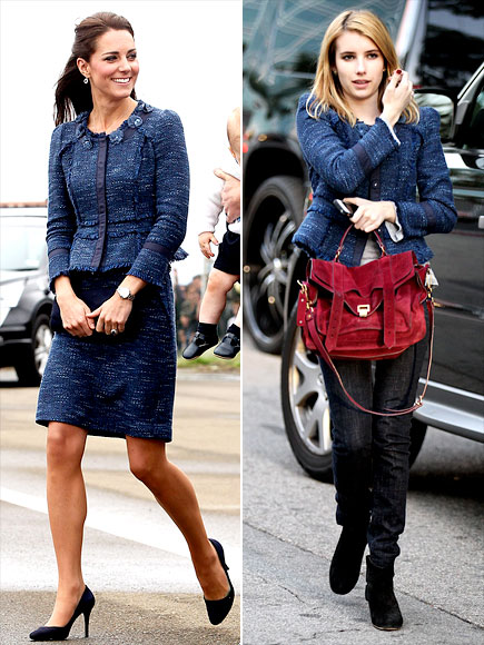 DUCHESS CATHERINE VS. EMMA photo | Emma Roberts, Kate Middleton