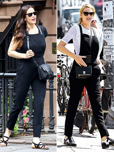 LIV VS. BLAKE    photo | Blake Lively, Liv Tyler
