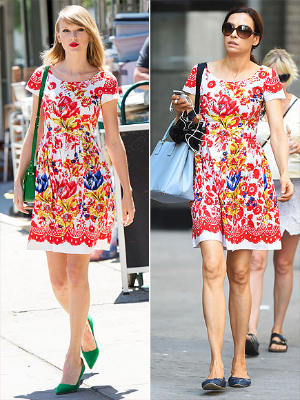 TAYLOR VS. FAMKE  photo | Famke Janssen, Taylor Swift