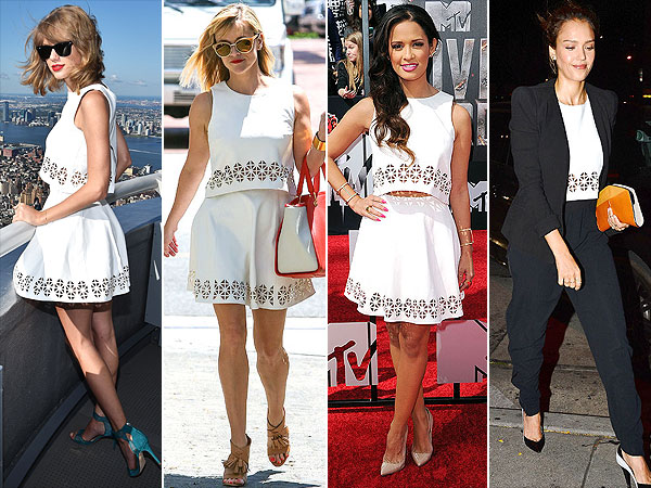 TAYLOR VS. REESE VS. ROCSI VS. JESSICA photo | Jessica Alba, Reese Witherspoon