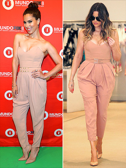 ROSELYN VS. KHLOÉ  photo | Khloe Kardashian, Roselyn Sanchez