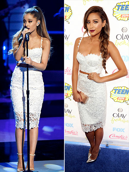 ARIANA VS. SHAY  photo | Ariana Grande, Shay Mitchell