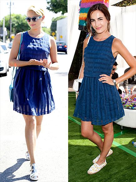 DIANNA VS. CAMILLA  photo | Camilla Belle, Dianna Agron